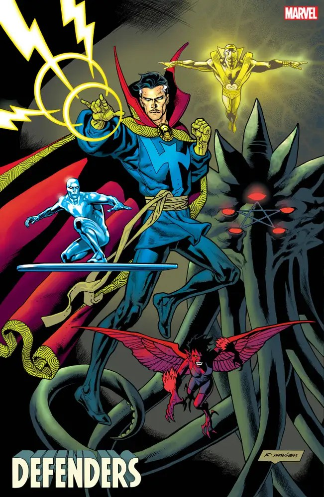 AUG211220 ComicList: Marvel Comics New Releases for 10/06/2021
