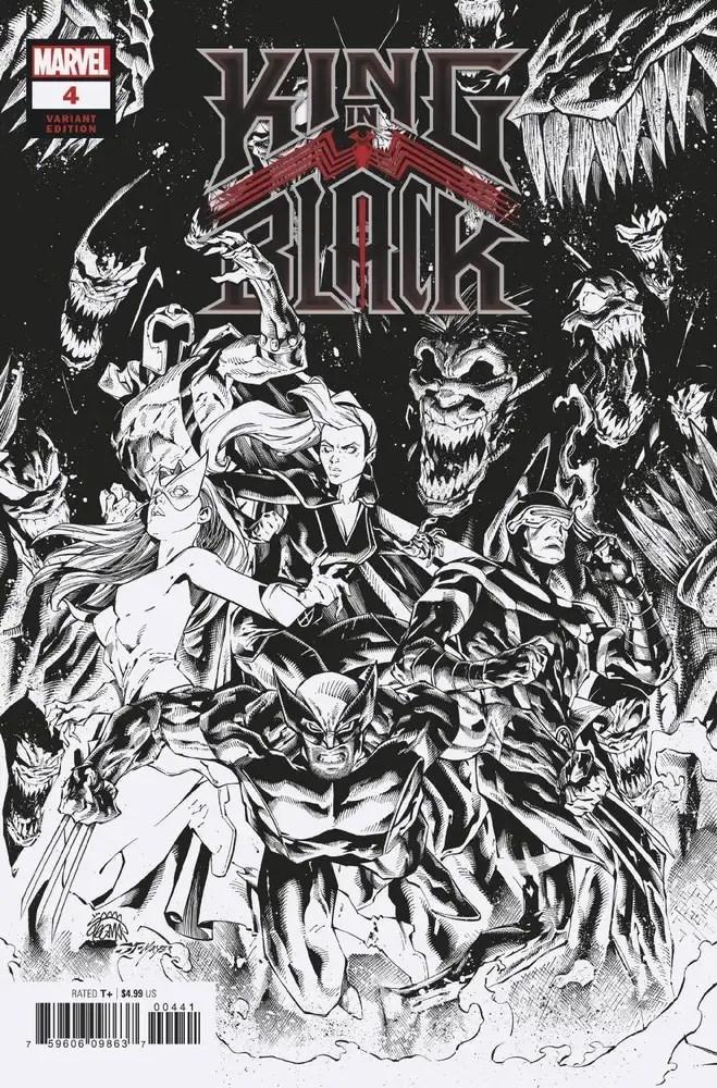 DEC200500 ComicList: Marvel Comics New Releases for 02/17/2021