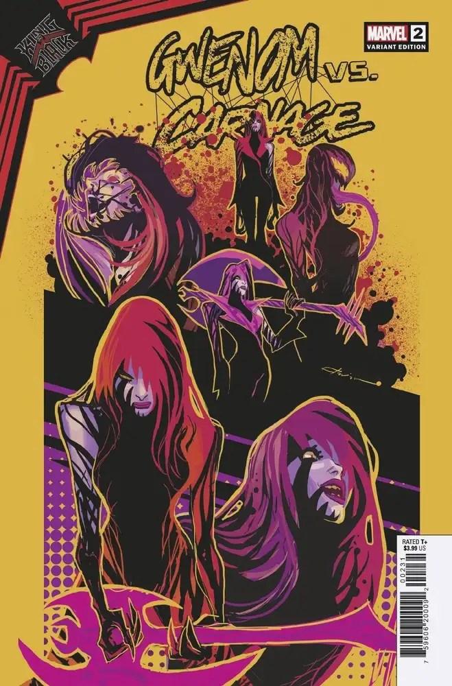 DEC200508 ComicList: Marvel Comics New Releases for 02/03/2021