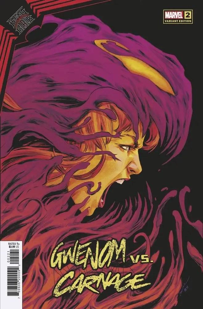 DEC200509 ComicList: Marvel Comics New Releases for 02/03/2021