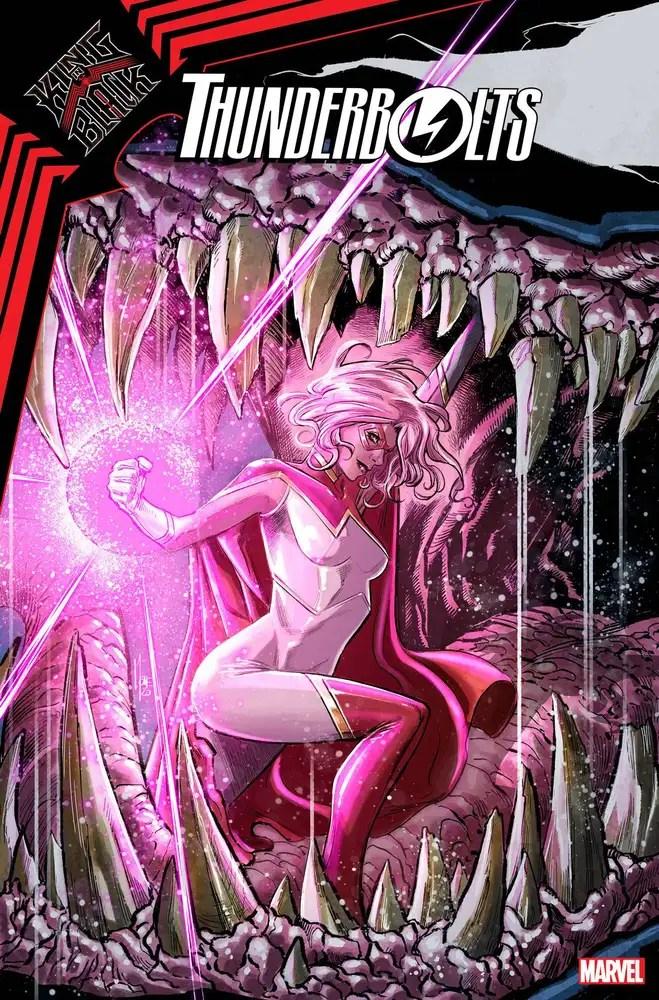 DEC200515 ComicList: Marvel Comics New Releases for 02/10/2021