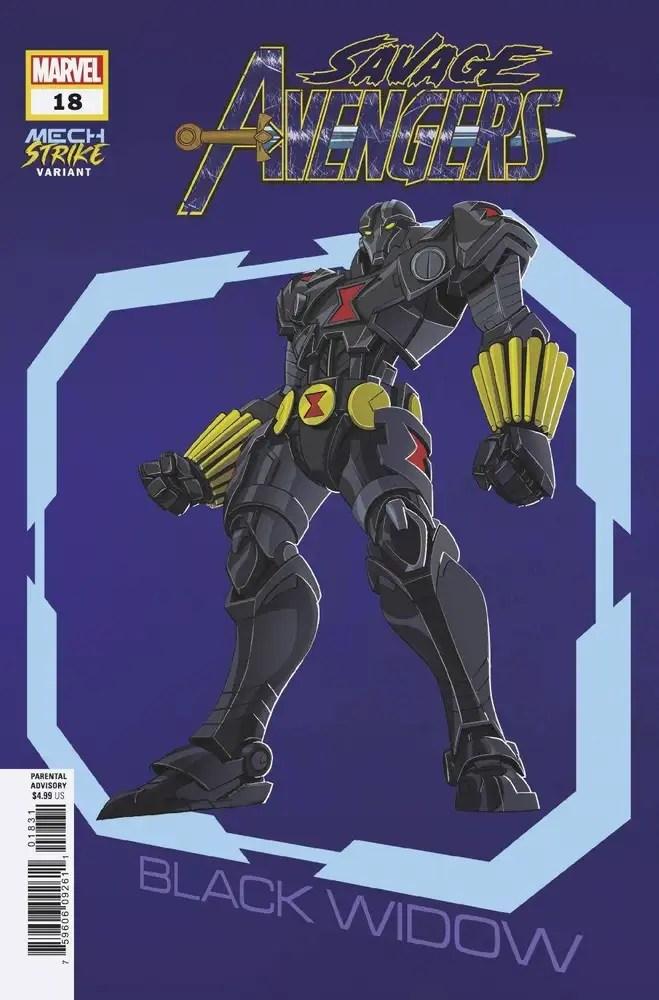 DEC200526 ComicList: Marvel Comics New Releases for 02/17/2021