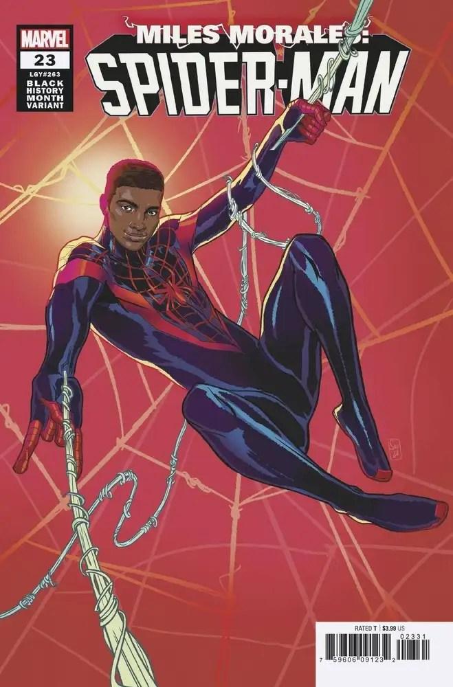 DEC200529 ComicList: Marvel Comics New Releases for 02/17/2021