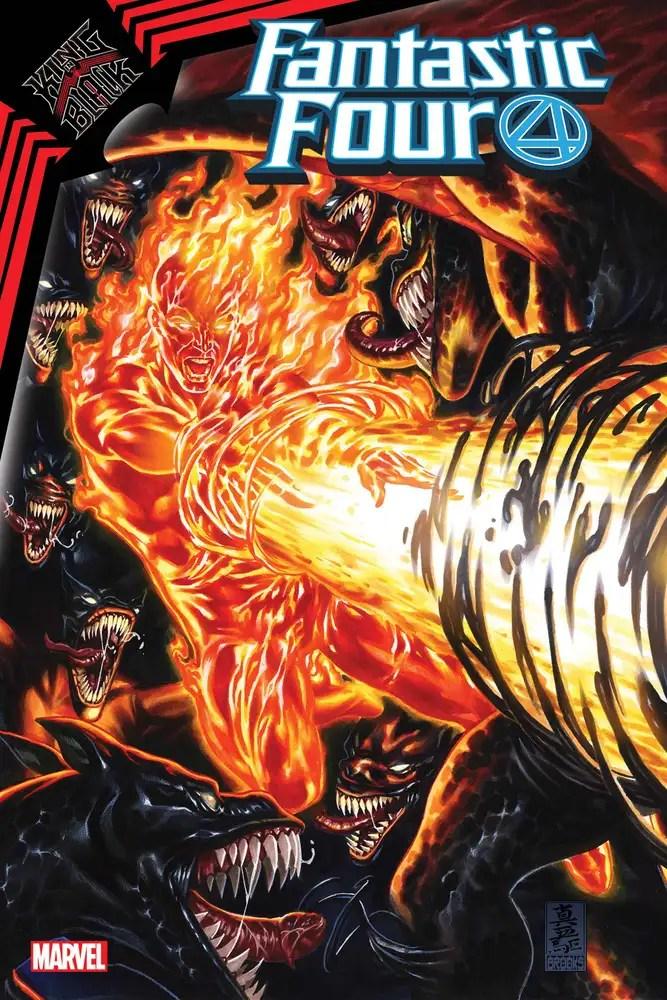 DEC200532 ComicList: Marvel Comics New Releases for 02/10/2021