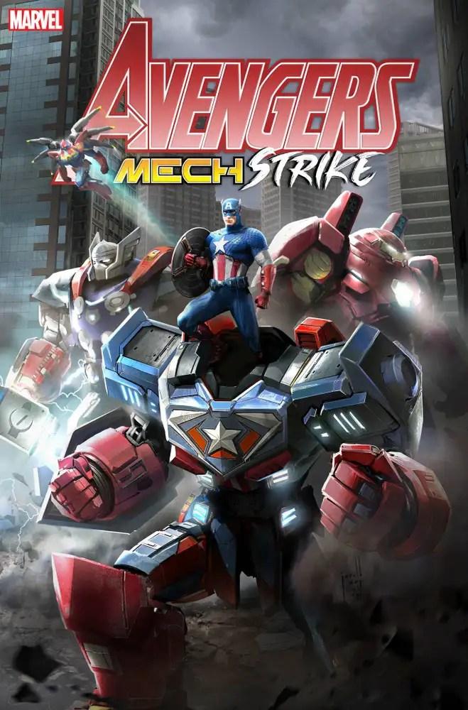 DEC200536 ComicList: Marvel Comics New Releases for 02/03/2021