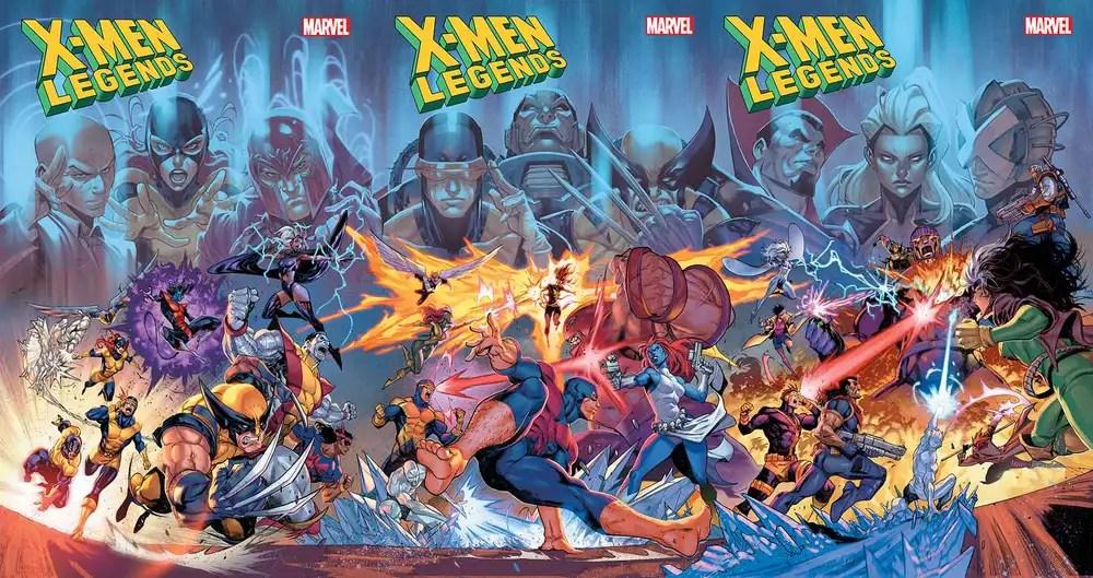 DEC200546 ComicList: Marvel Comics New Releases for 02/17/2021