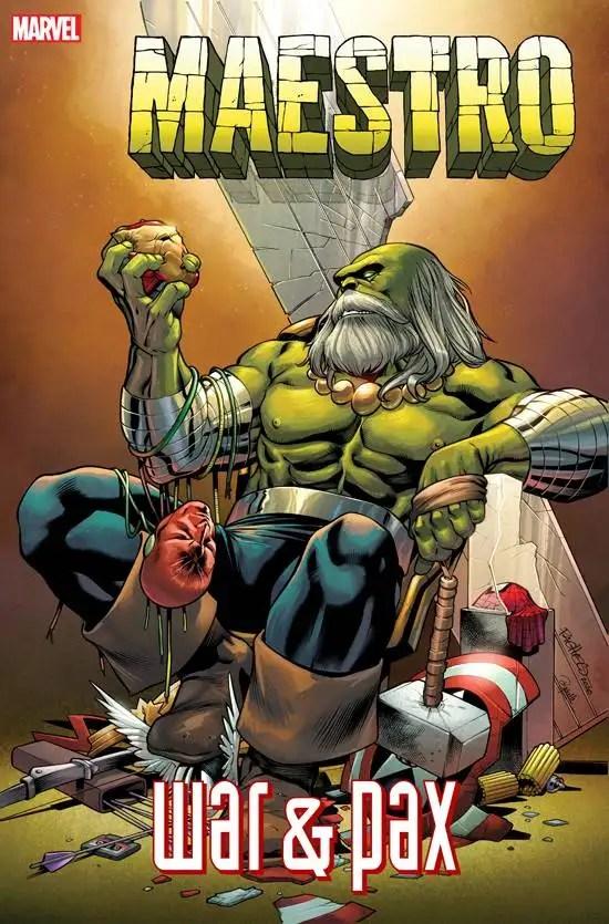 DEC200561 ComicList: Marvel Comics New Releases for 02/24/2021