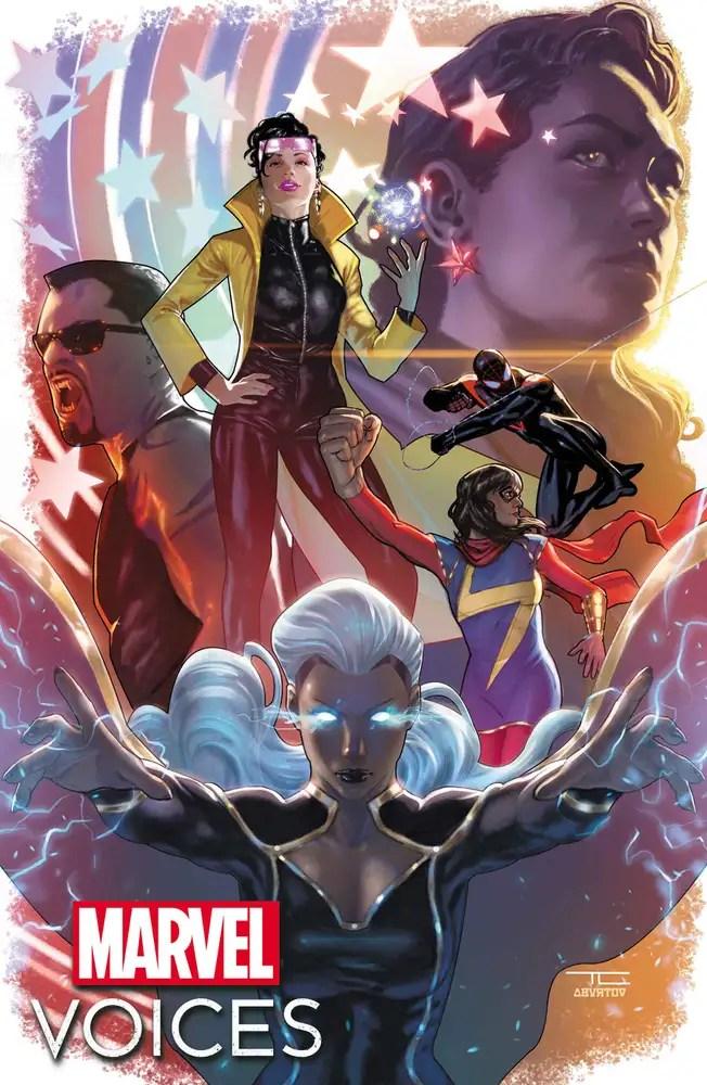 DEC200562 ComicList: Marvel Comics New Releases for 02/24/2021
