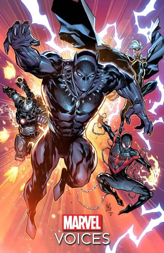 DEC200566 ComicList: Marvel Comics New Releases for 02/24/2021