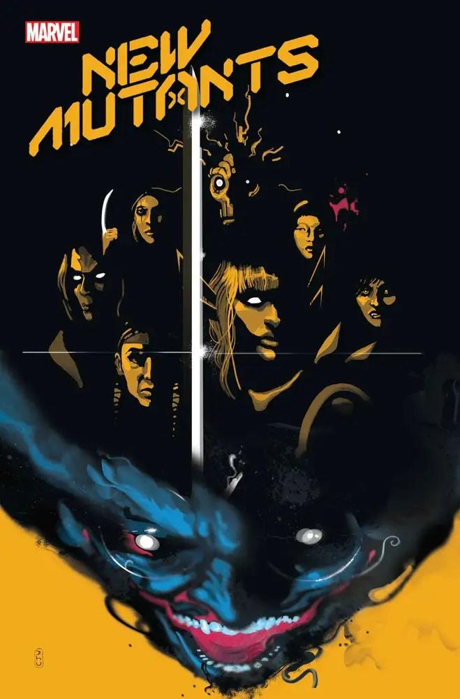 DEC200570 ComicList: Marvel Comics New Releases for 02/24/2021