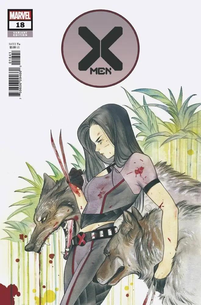 DEC200578 ComicList: Marvel Comics New Releases for 02/24/2021