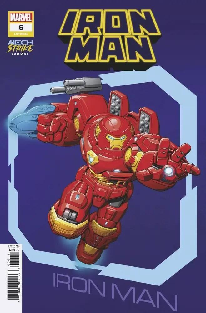 DEC200593 ComicList: Marvel Comics New Releases for 02/17/2021