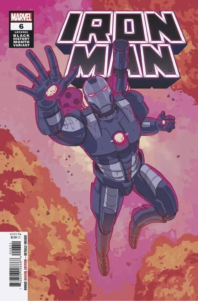 DEC200594 ComicList: Marvel Comics New Releases for 02/17/2021