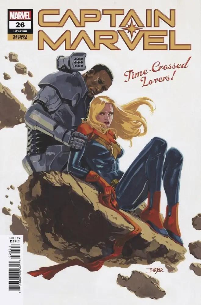 DEC200606 ComicList: Marvel Comics New Releases for 02/24/2021