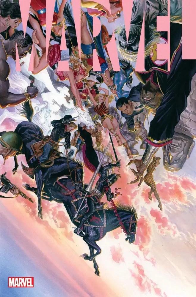 DEC200611 ComicList: Marvel Comics New Releases for 02/17/2021
