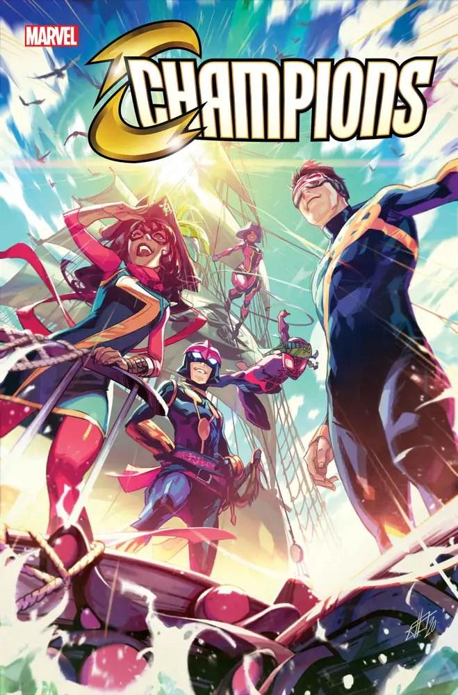 DEC200619 ComicList: Marvel Comics New Releases for 02/17/2021