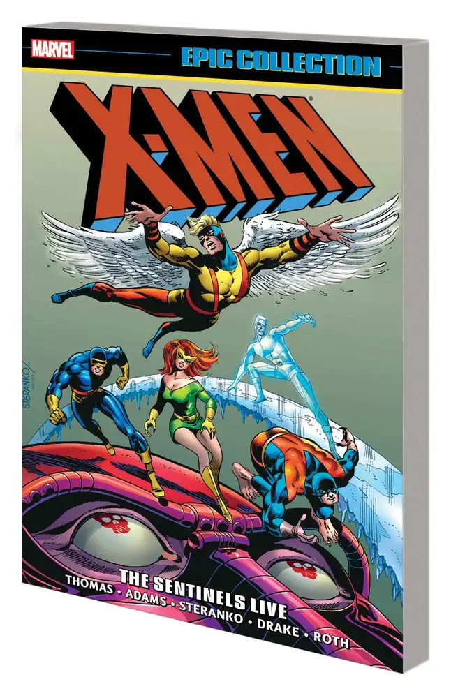 DEC200671 ComicList: Marvel Comics New Releases for 03/24/2021