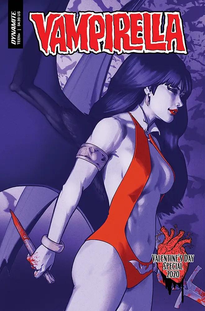 DEC200750 ComicList: Dynamite Entertainment New Releases for 02/03/2021