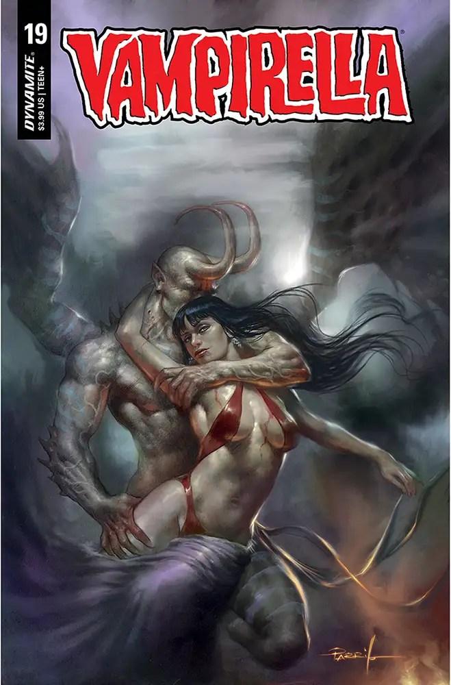 DEC200863 ComicList: Dynamite Entertainment New Releases for 05/05/2021