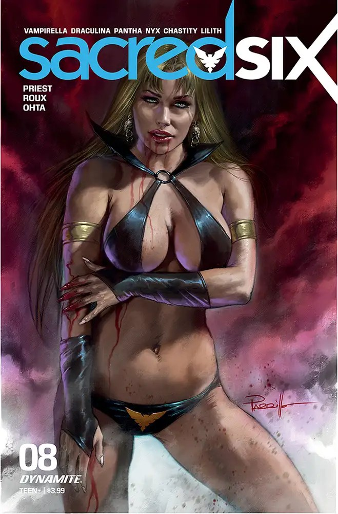 DEC200878 ComicList: Dynamite Entertainment New Releases for 04/21/2021