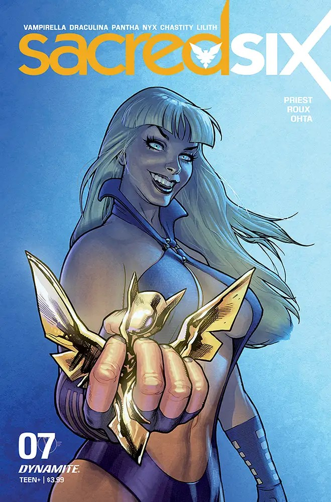 DEC200879 ComicList: Dynamite Entertainment New Releases for 04/21/2021