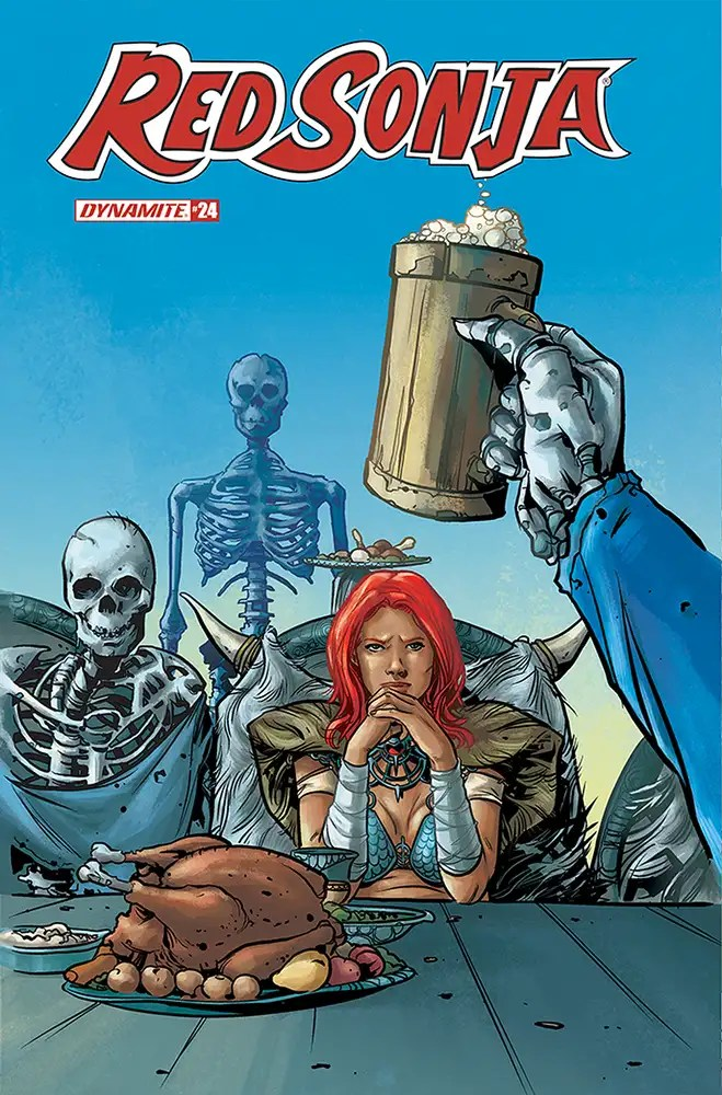 DEC200893 ComicList: Dynamite Entertainment New Releases for 02/24/2021
