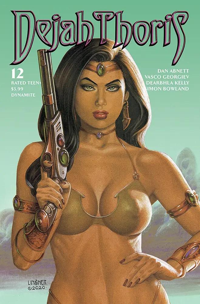 DEC200909 ComicList: Dynamite Entertainment New Releases for 04/14/2021