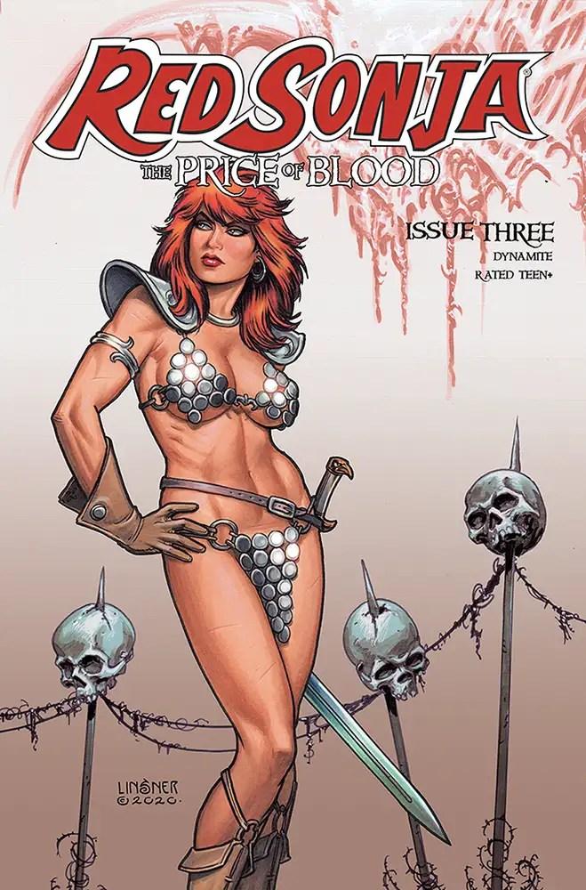 DEC200925 ComicList: Dynamite Entertainment New Releases for 02/17/2021