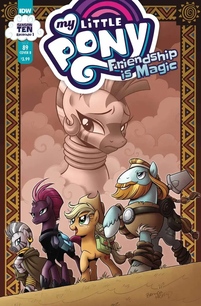 FEB200623 ComicList: IDW Publishing New Releases for 08/12/2020