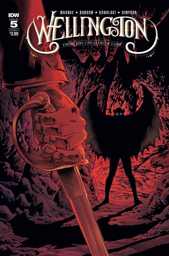 FEB200739 ComicList: IDW Publishing New Releases for 09/09/2020