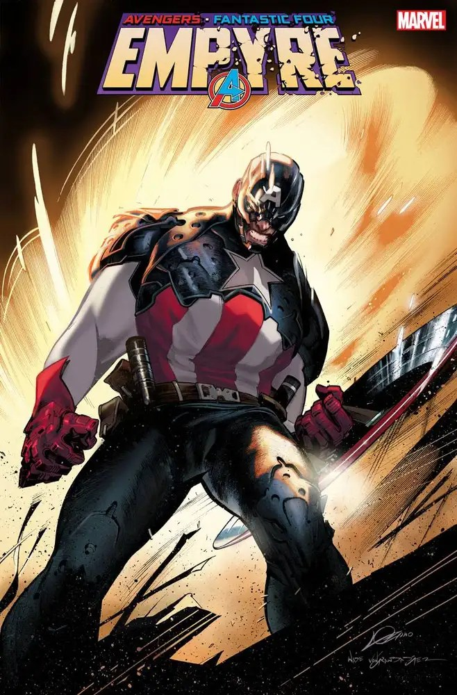 FEB200767 ComicList: Marvel Comics New Releases for 07/22/2020