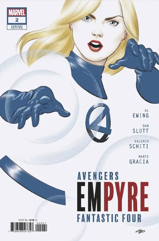 FEB200768 ComicList: Marvel Comics New Releases for 07/22/2020