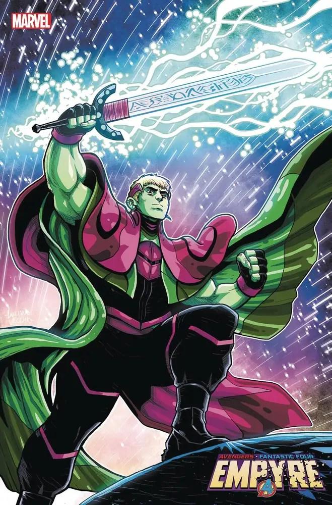 FEB200785 ComicList: Marvel Comics New Releases for 07/22/2020