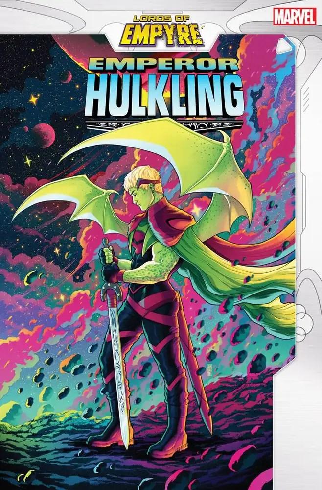 FEB200786 ComicList: Marvel Comics New Releases for 07/22/2020