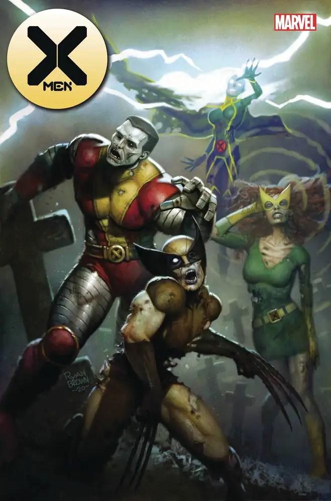 FEB200790 ComicList: Marvel Comics New Releases for 07/29/2020