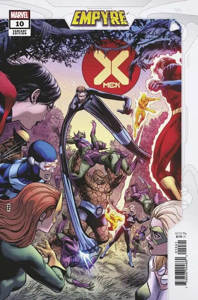 FEB200792 ComicList: Marvel Comics New Releases for 07/29/2020