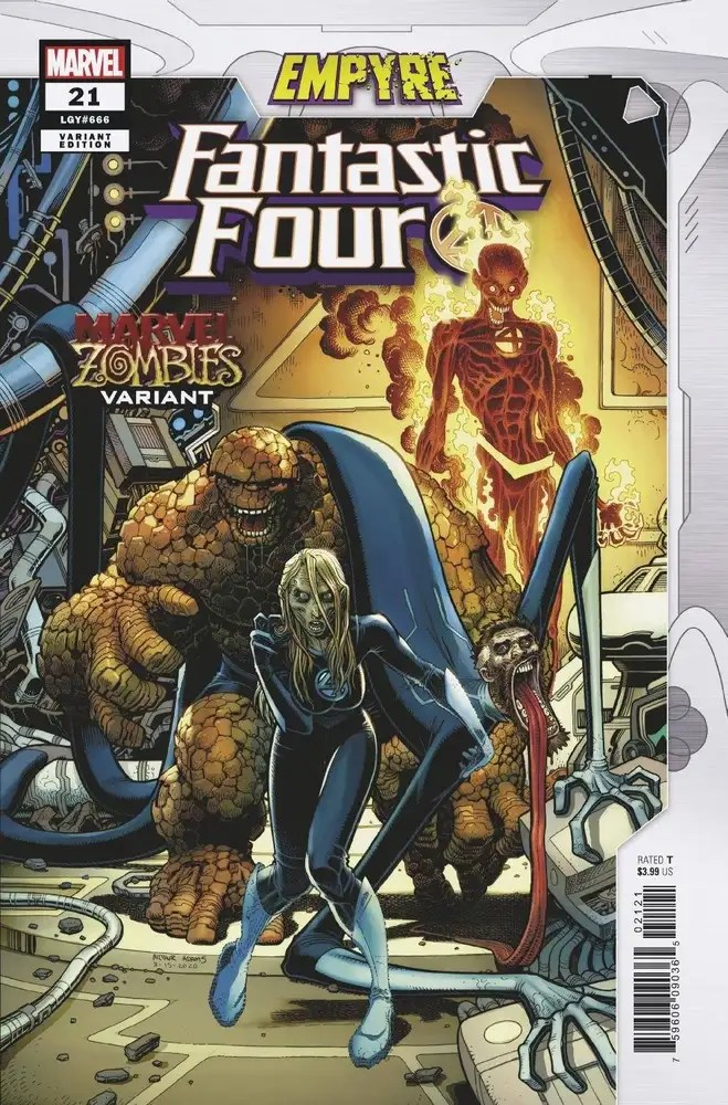 FEB200794 ComicList: Marvel Comics New Releases for 07/15/2020