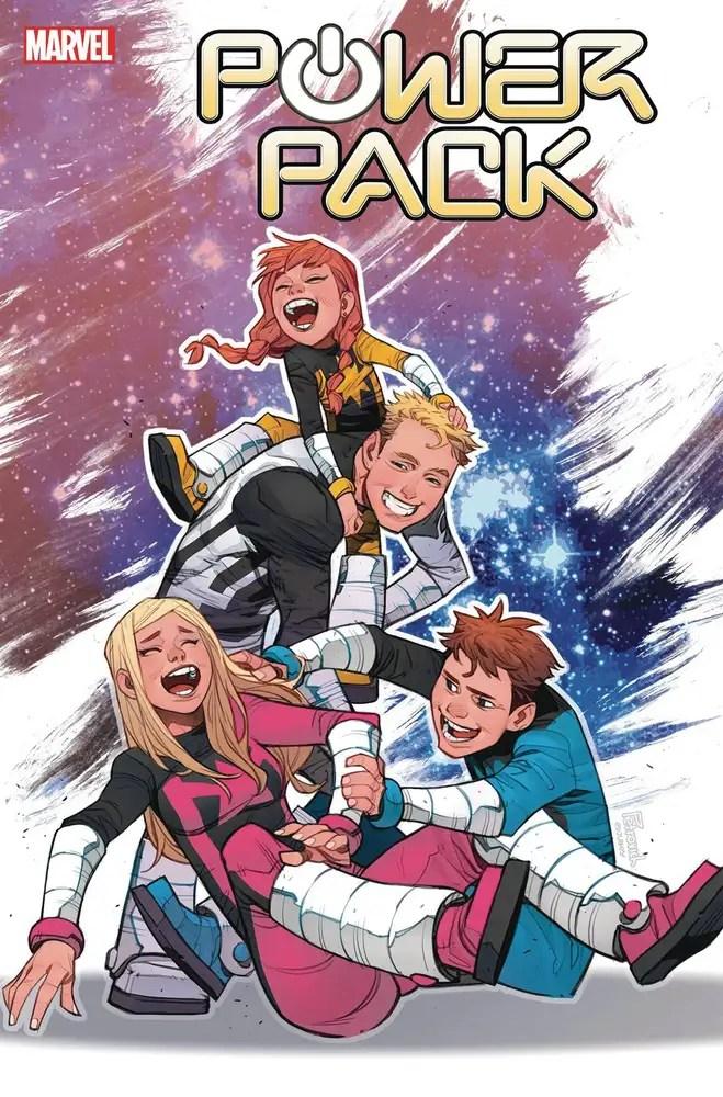 FEB200815 ComicList: Marvel Comics New Releases for 11/25/2020