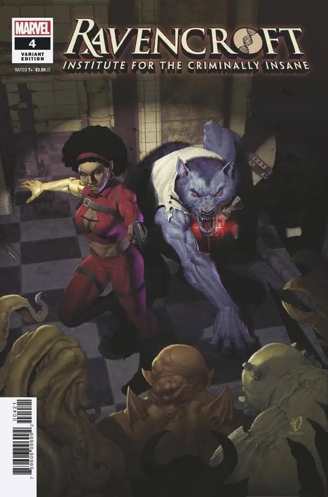 FEB200953 ComicList: Marvel Comics New Releases for 09/02/2020