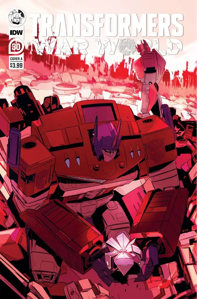 FEB210479 ComicList: IDW Publishing New Releases for 05/19/2021