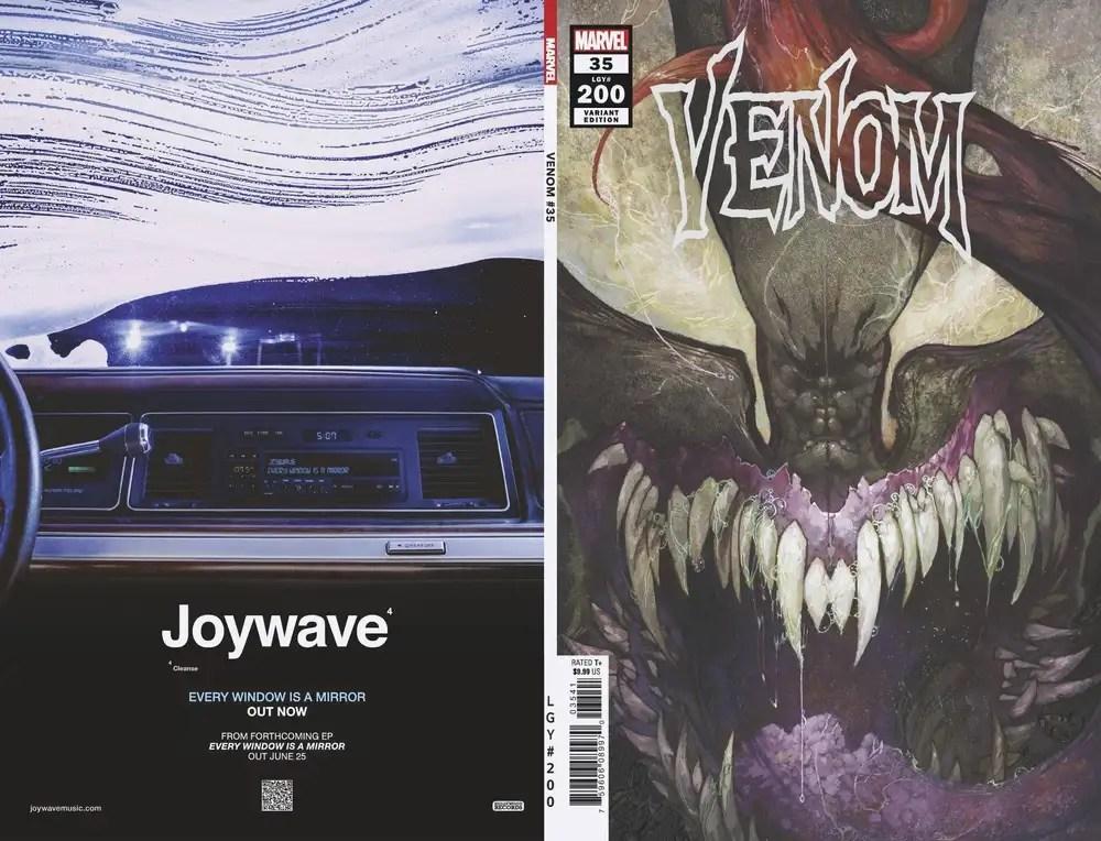 FEB210495 ComicList: Marvel Comics New Releases for 06/16/2021