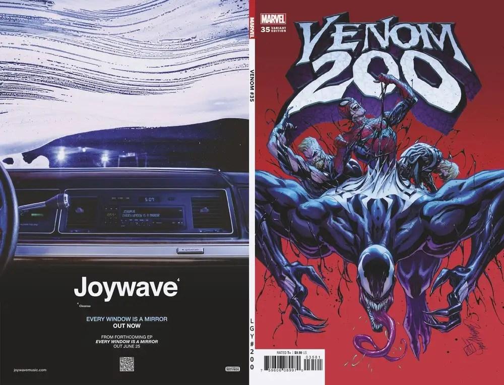FEB210499 ComicList: Marvel Comics New Releases for 06/16/2021