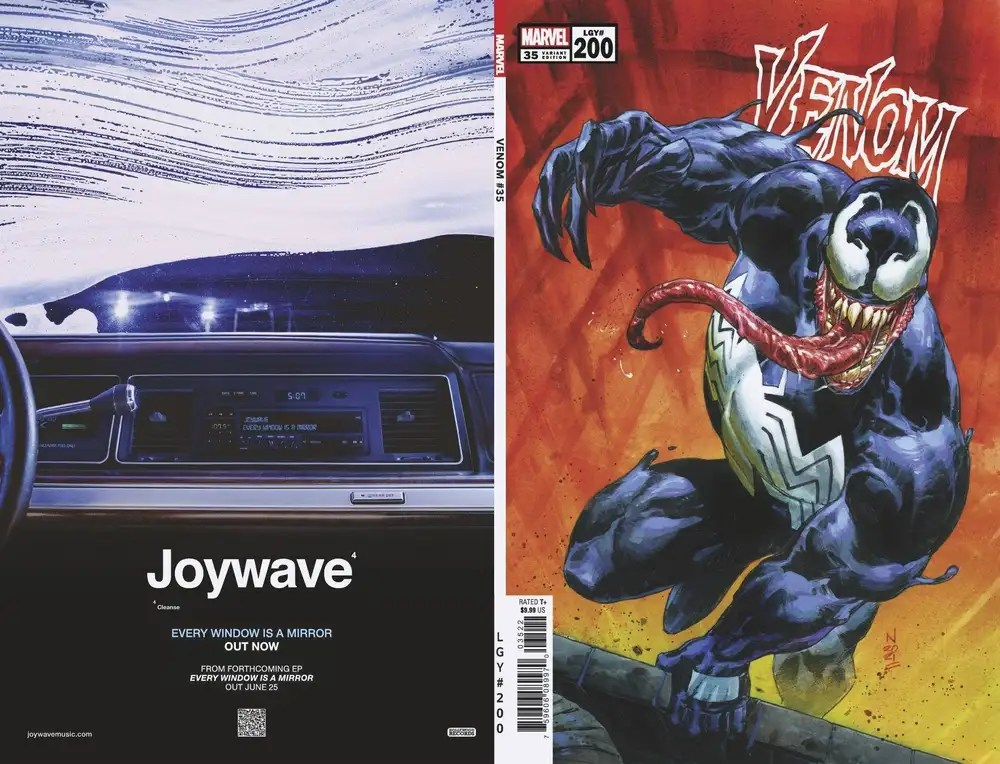 FEB210506 ComicList: Marvel Comics New Releases for 06/16/2021