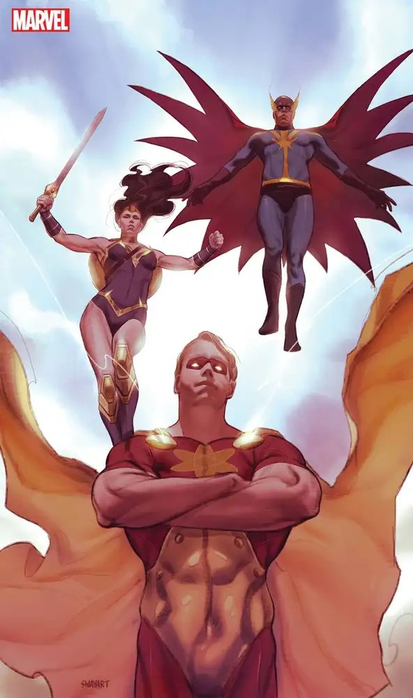 FEB210524 ComicList: Marvel Comics New Releases for 04/07/2021