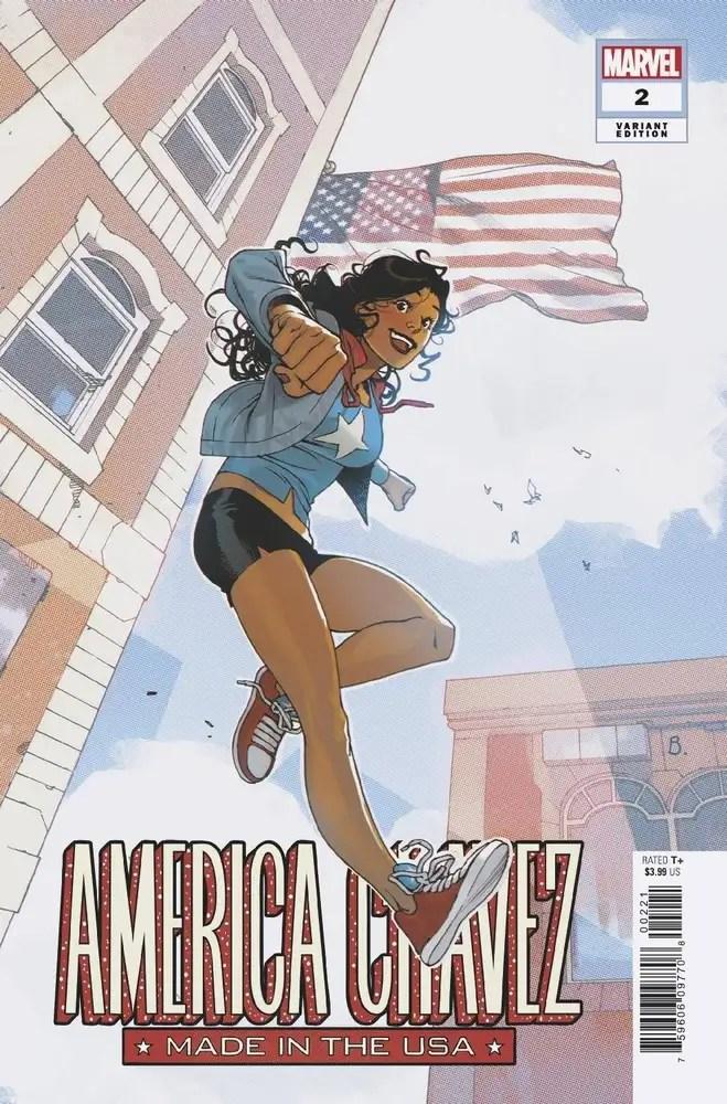 FEB210564 ComicList: Marvel Comics New Releases for 04/07/2021