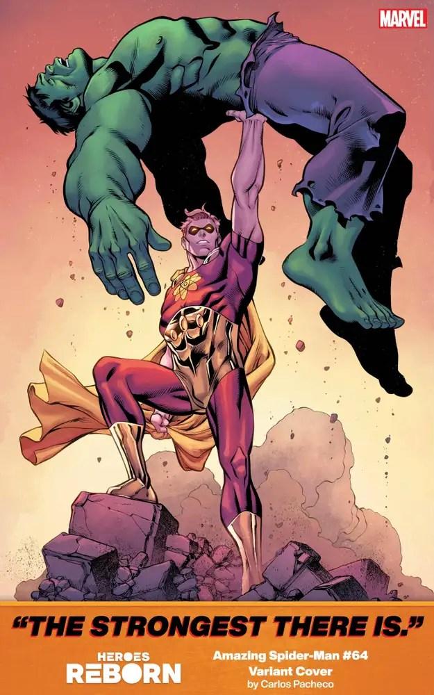 FEB210579 ComicList: Marvel Comics New Releases for 04/21/2021