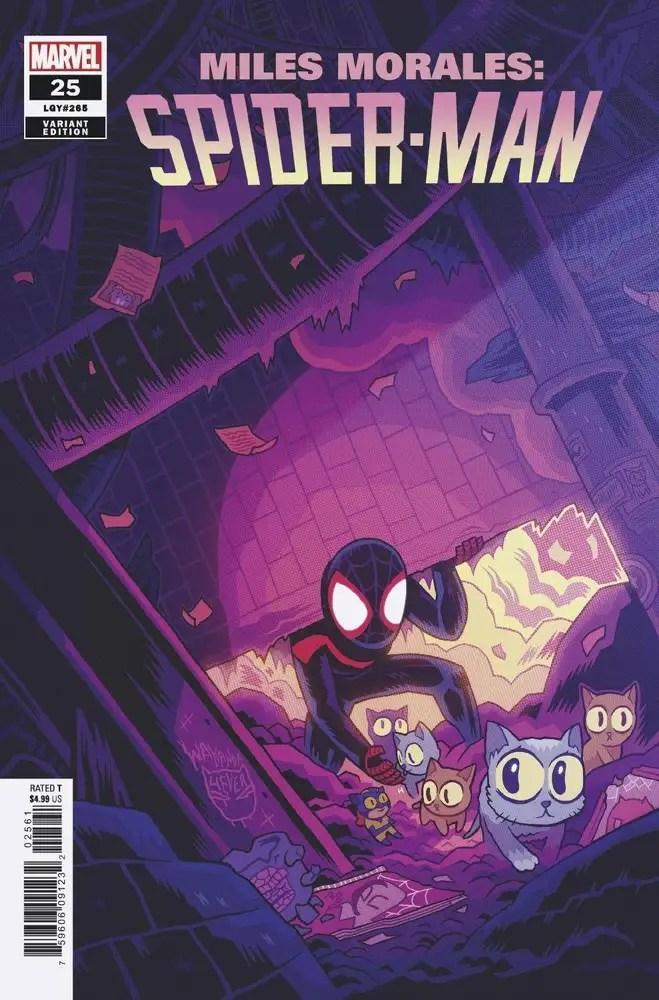 FEB210582 ComicList: Marvel Comics New Releases for 04/28/2021