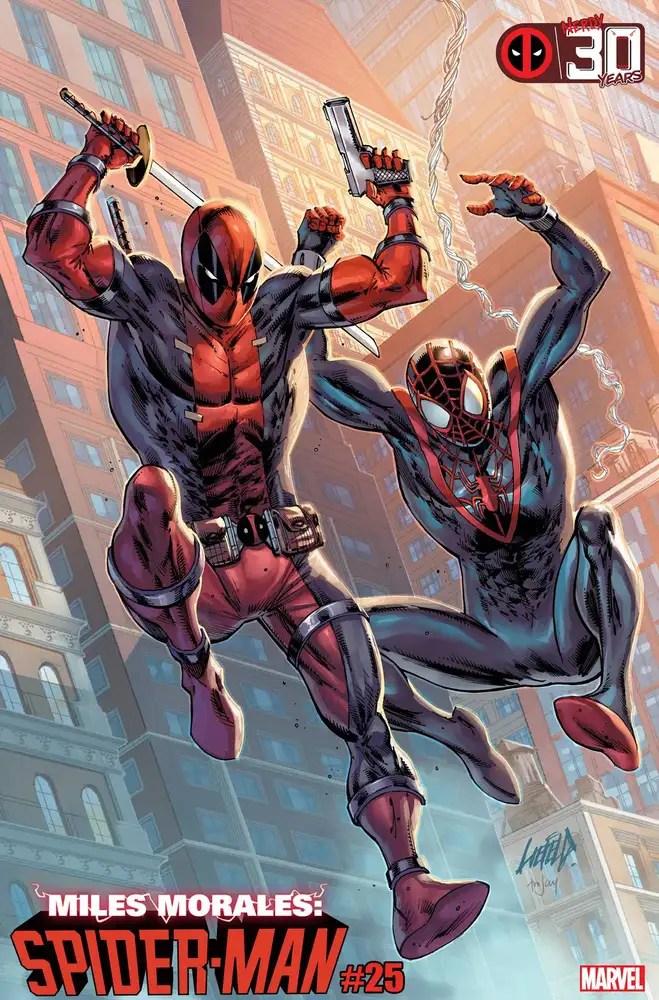 FEB210584 ComicList: Marvel Comics New Releases for 04/28/2021