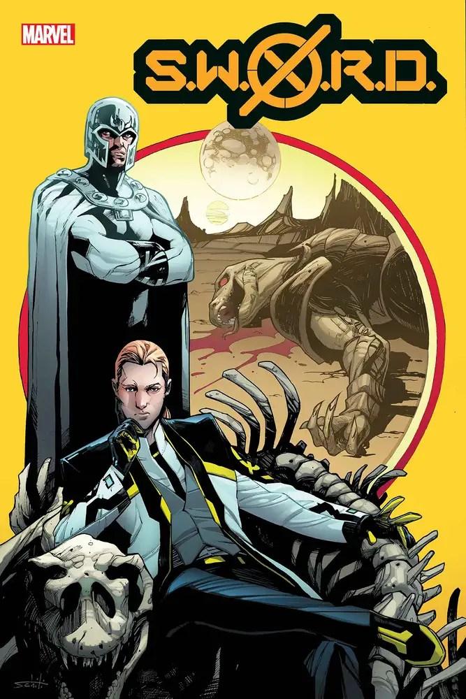 FEB210599 ComicList: Marvel Comics New Releases for 04/21/2021