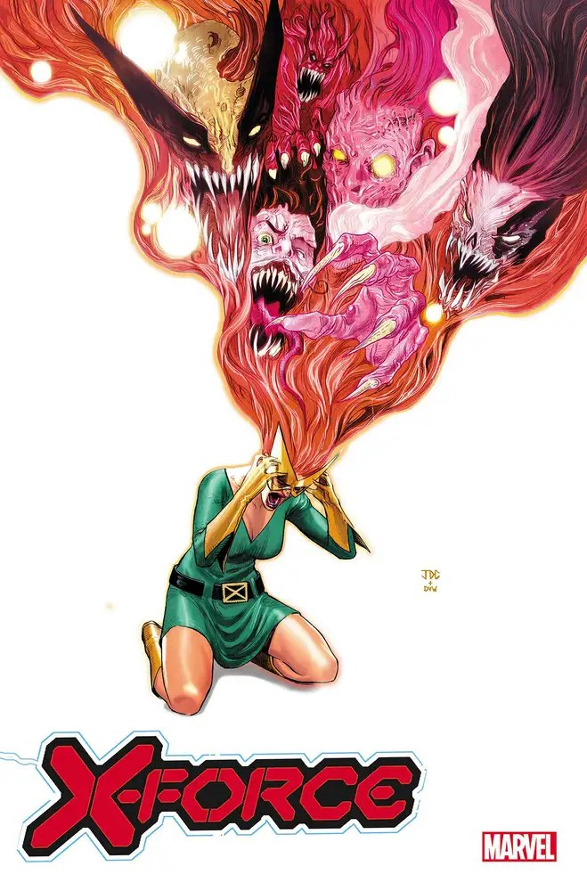 FEB210608 ComicList: Marvel Comics New Releases for 04/21/2021